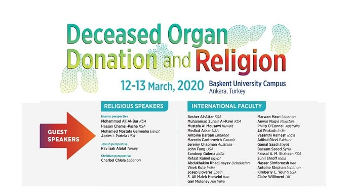 Deceased Organ Donation and Religion